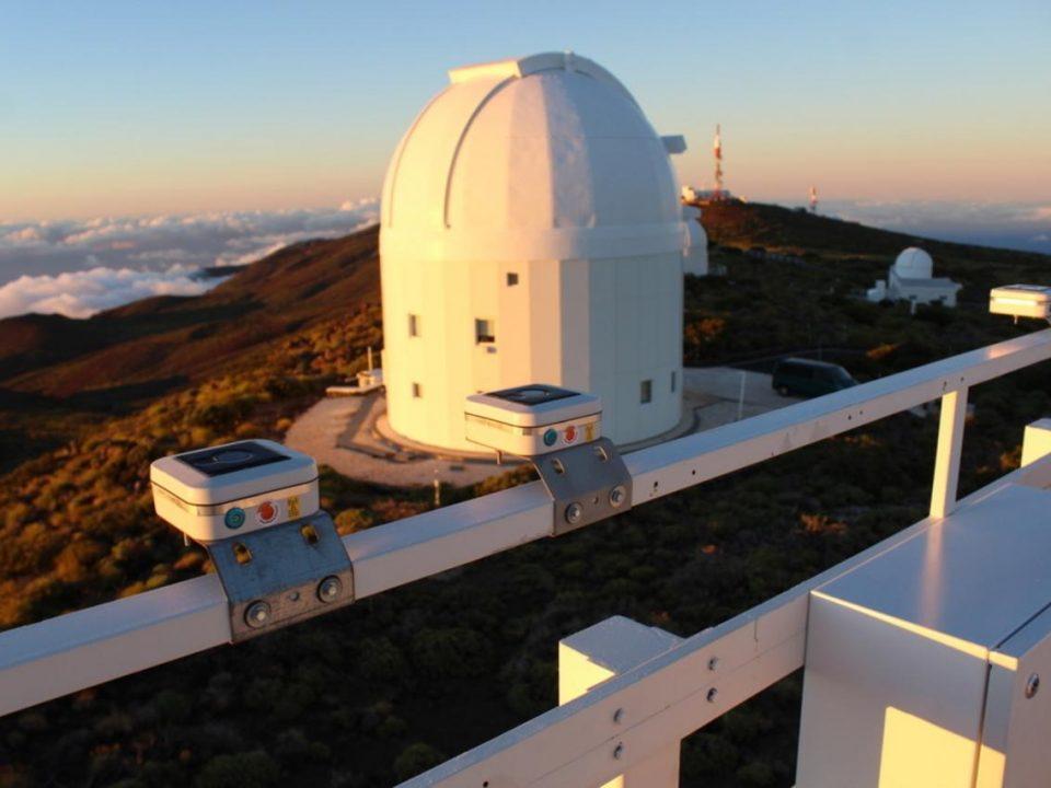 Fotómetros Observatorio del Teide